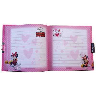 Minnie Mouse таен дневник от Licence